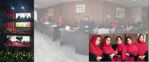 دفتر فروش شرکت اتصالات گاز اریا