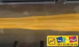 کشش لوله فولادی در روش تولید لوله