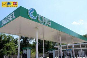 گاز طبیعی فشرده یا CNG