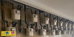استاندارد لوله کشی گاز توکار خانگی